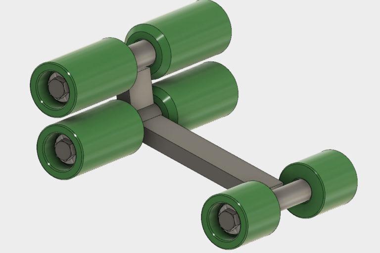 TR-5 roller