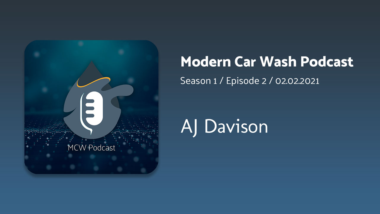 AJ Davison Modern Car Wash Thumbnail