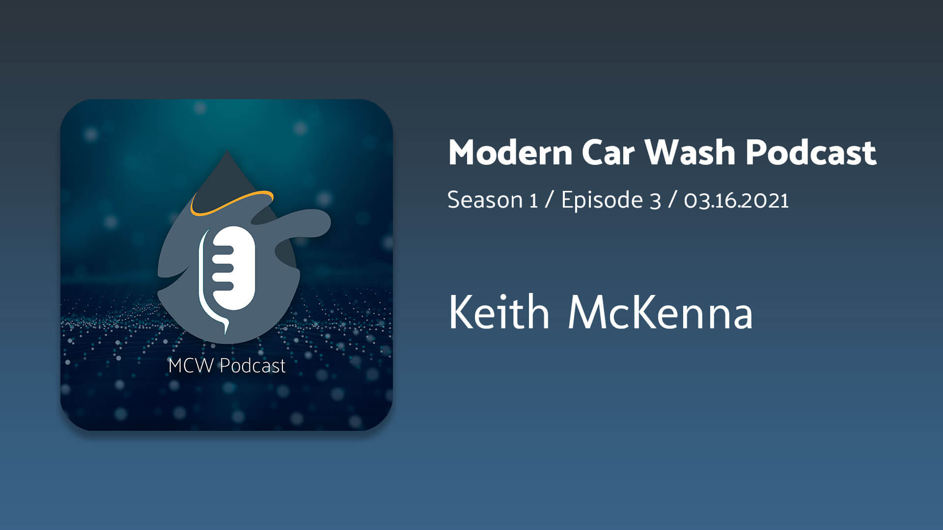 Keith McKenna Podcast Info