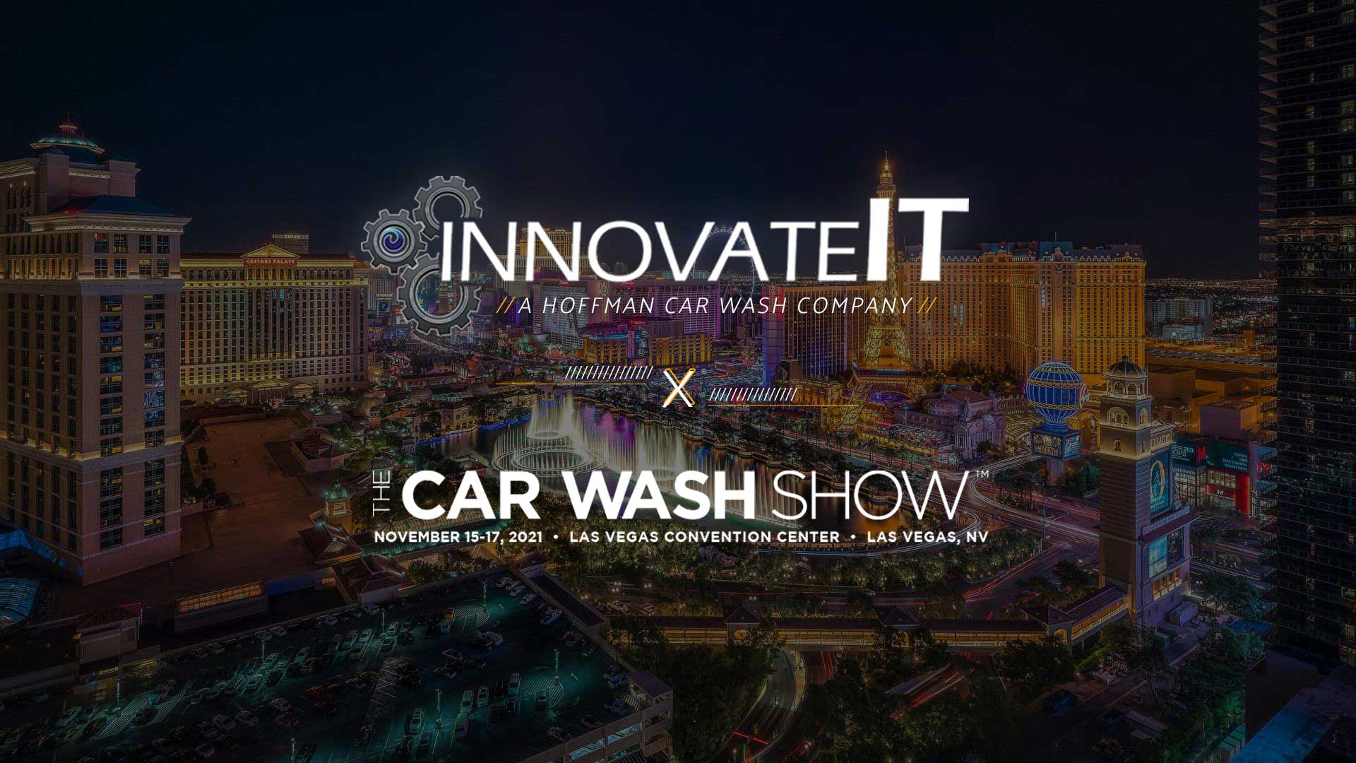innovateIT x The Car Wash Show